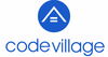 Mini codevillage logo blue